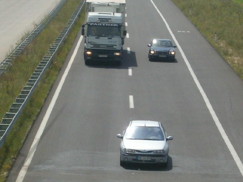 Poginuo mladić na autoputu E-75