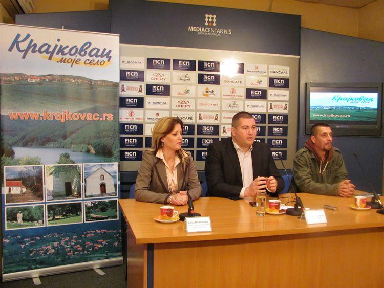 Meštani Krajkovca kod Merošine pokreću seoski turizam