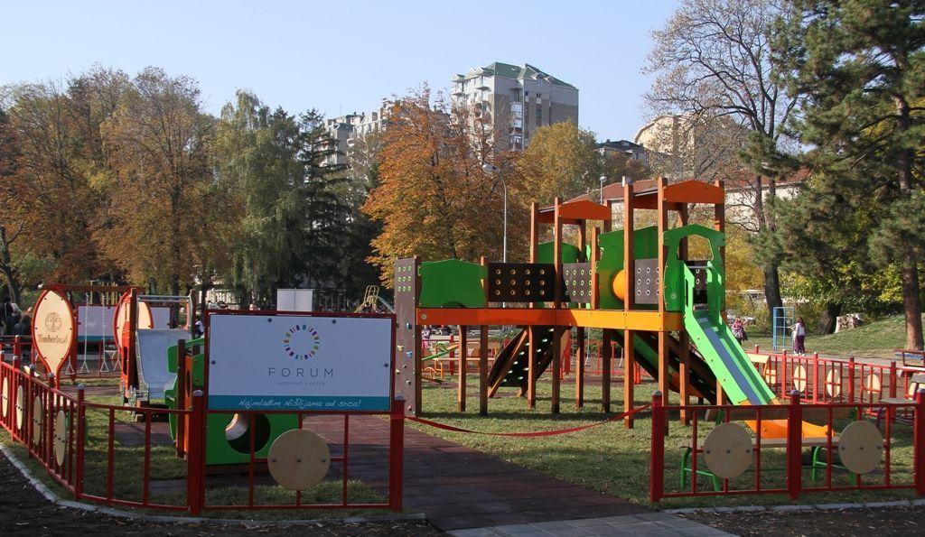 "Mališani iz Niša dobili ""Forum magični park"""