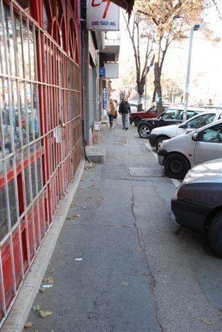 Ubistvo u centru Niša