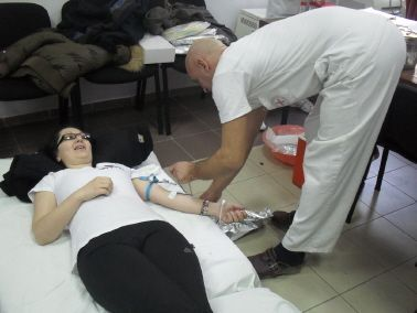 Omladinci URS dali krv