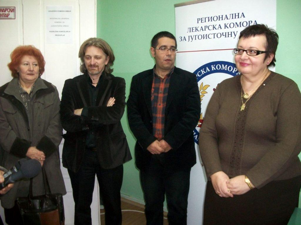 U Prokuplju otvorena Regionalna lekarska komora