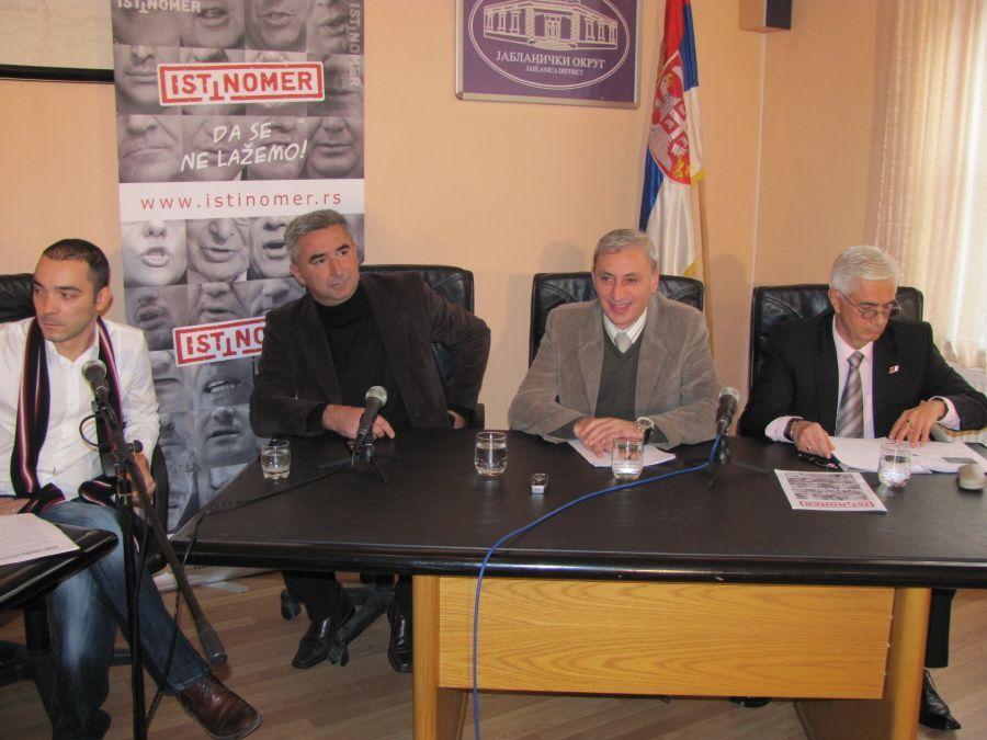 Gradonačelnik Leskovca državi preti tužbom