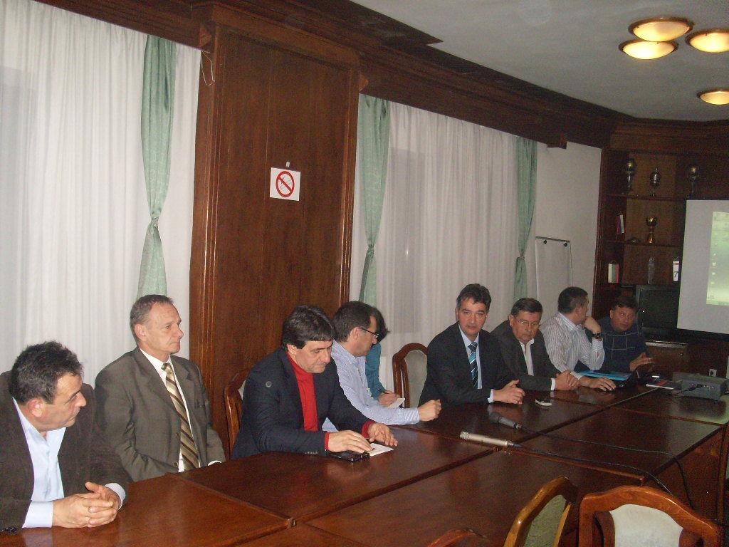 Prva konferencija evroregiona u Pirotu