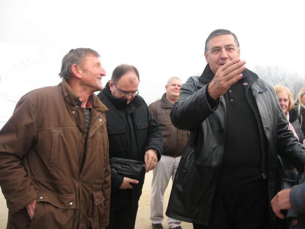 Mrkonjić: Ne sme da nas svađa motel Predejane