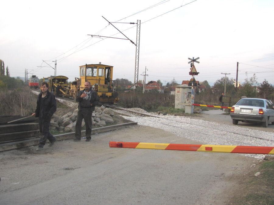 Železnice Srbije ometaju drumski saobraćaj