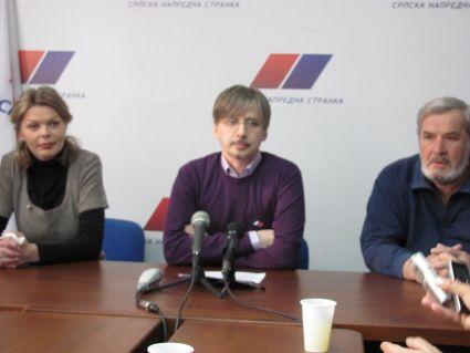 SNS kritikuje situaciju u leskovačkoj kulturi