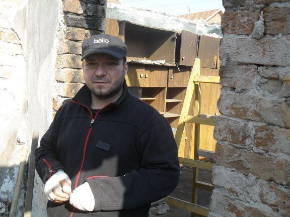 Starac izgoreo u porodičnoj kući u Vučju