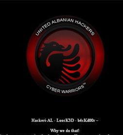 Albanski hakeri  oborili sajtove niških organizacija