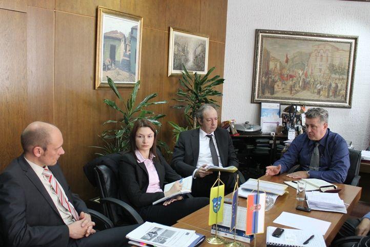 Potpisan protokol o saradnji Vranja i KFW banke