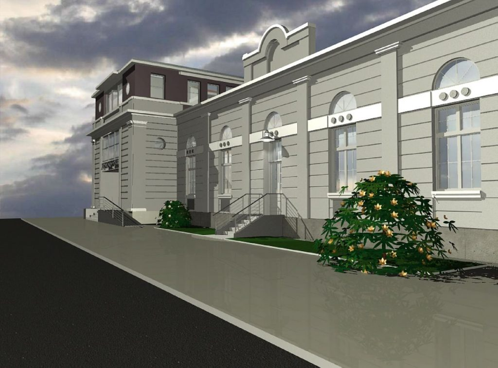 Pozorište dobija izgled nekadašnjeg Sokolskog doma