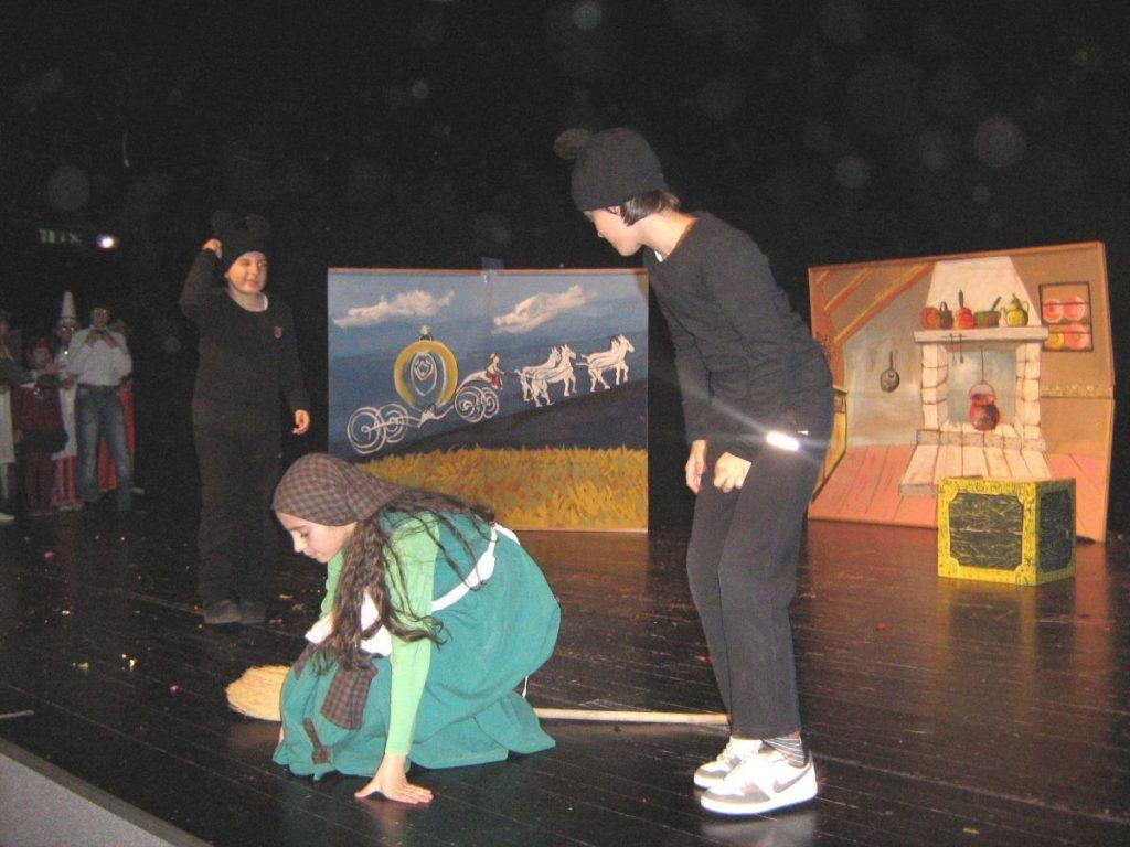 Škola glume i baleta u Kupini