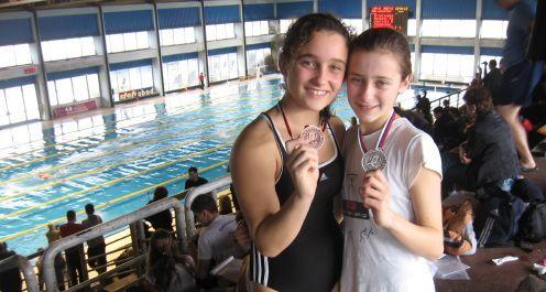 Plivački klub Leskovca osvojio dve medalje