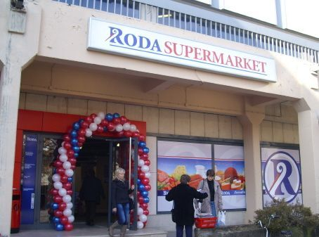 """Roda market'' i u Pirotu"