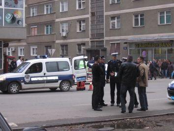 Policajac pucao sebi u glavu