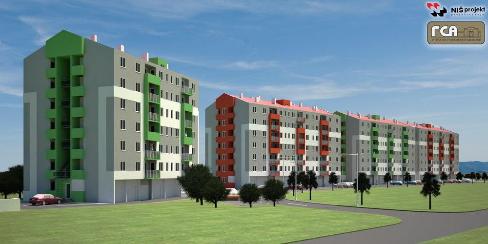 Nišu odobrena sredstva za izgradnju socijalnih stanova