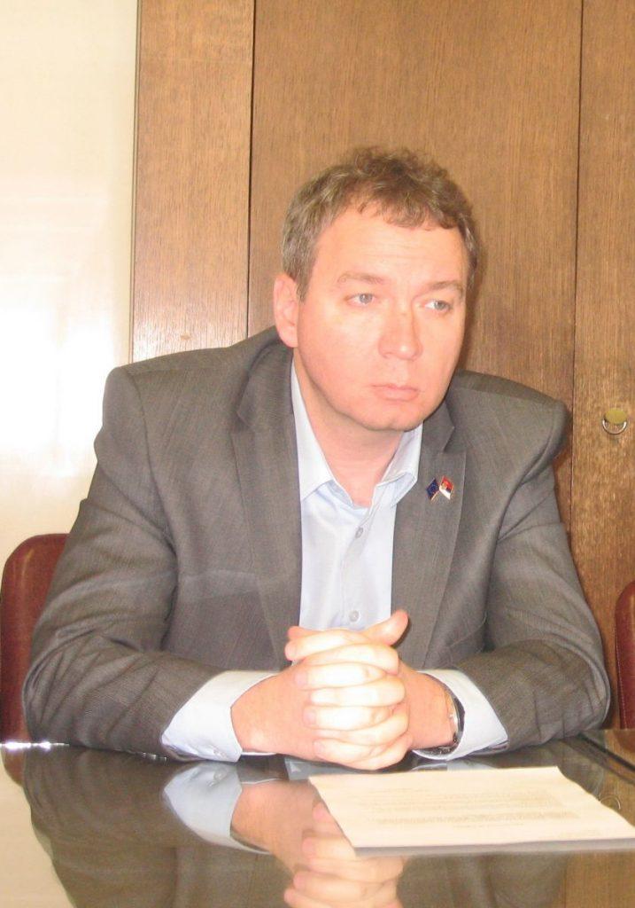 Uroš Trajković ponovo na čelu Zdravstvenog centra