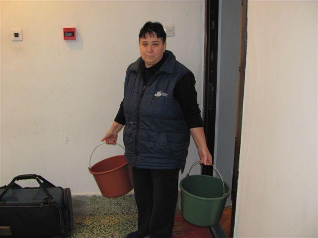 Stanari u centru Leskovca 10 dana bez vode
