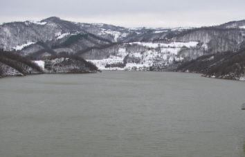 Napukla brana Presečinskog jezera?