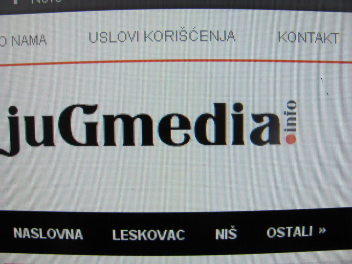 "Albanski hakeri obaraju sajt ""juGmedie"""