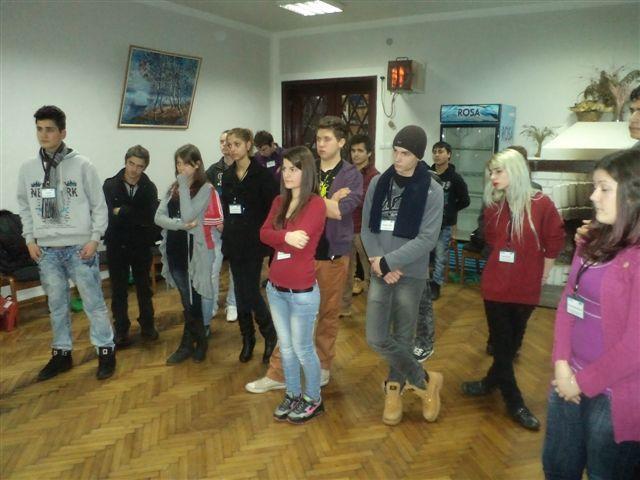 Seminar za mlade Srbe, Rome i Albance