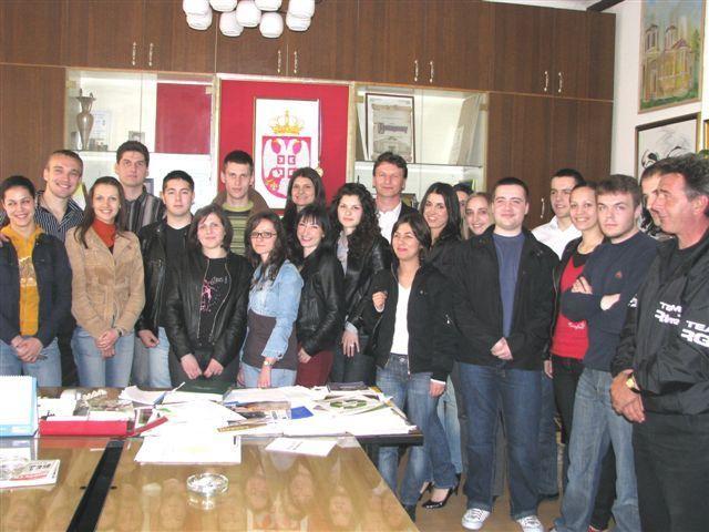 Lebanska opština  pomaže najbolje studente
