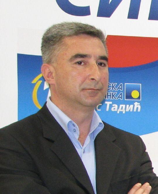 SPO: Bivši gradonačelnik Kocić kriv što se borio za svoj grad