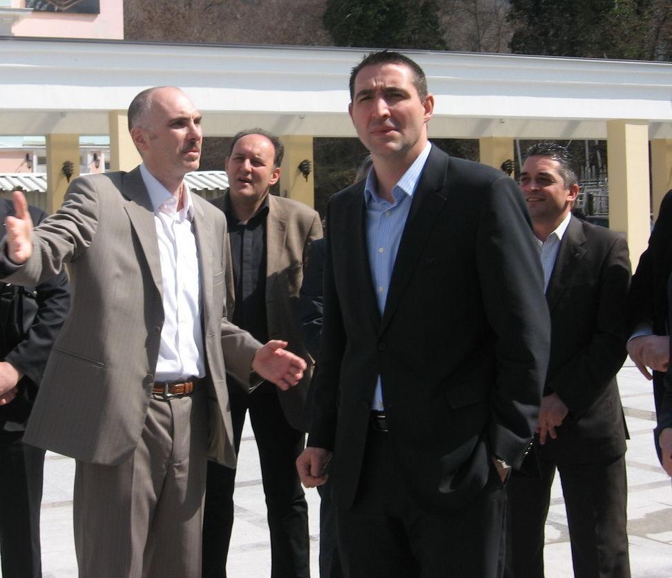 Dulić najavio nove investicije u Vranjskoj Banji