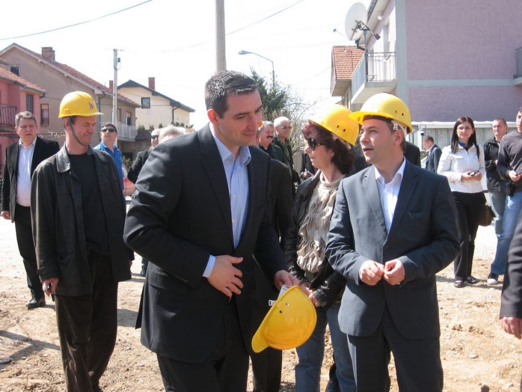 Dulić označio početak izgradnje stanova za vojsku