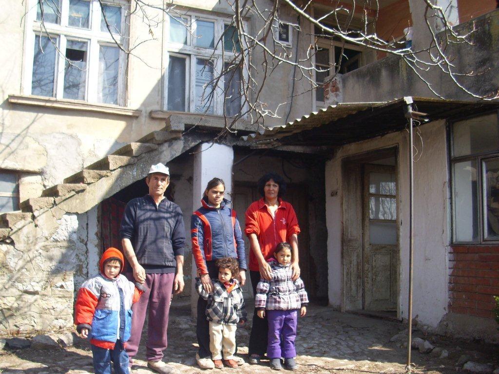 Dom za siromašnu porodicu Arivović