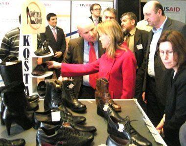 Obućari iz Vranja putuju na međunarodni sajam obuće