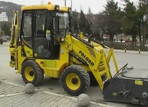 Novo vozilo za hanske komunalce