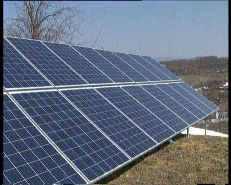 Prvi kilovati iz solarne elektrane