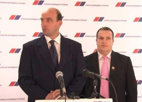 SNS i Pokret snaga Srbije zajedno na izbore