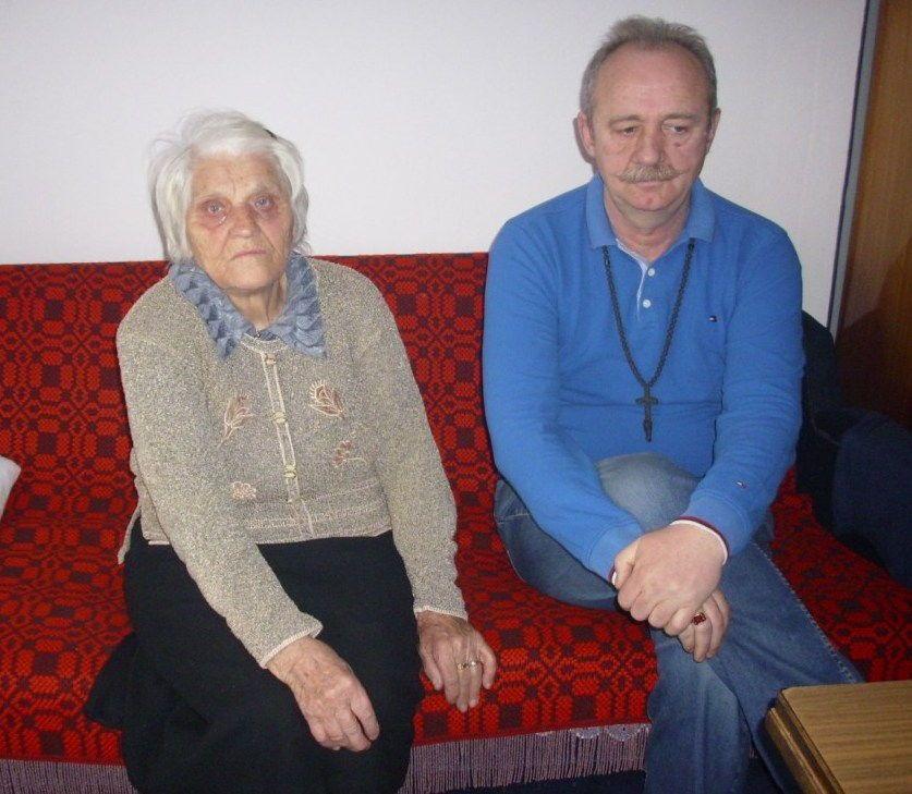 Pomoć za baka Vinku