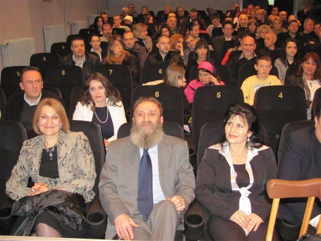 Ministar Marković otvorio renovirani bioskop