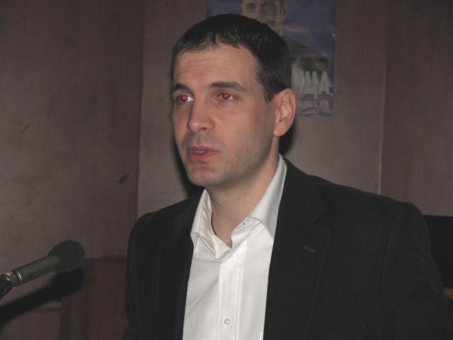 Jovanović: Predstojeći izbori sudbonosni