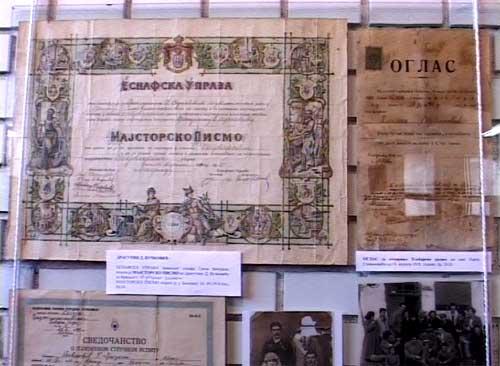 Majstorska pisma u galeriji Narodnog univerziteta