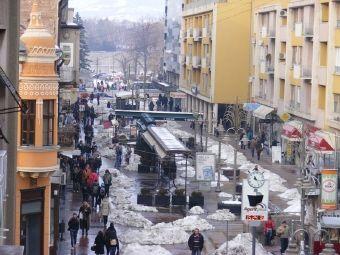 """Sajam zapošljavanja u galeriji """"Srbija"""""""