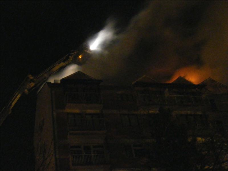 Starac se ugušio u požaru