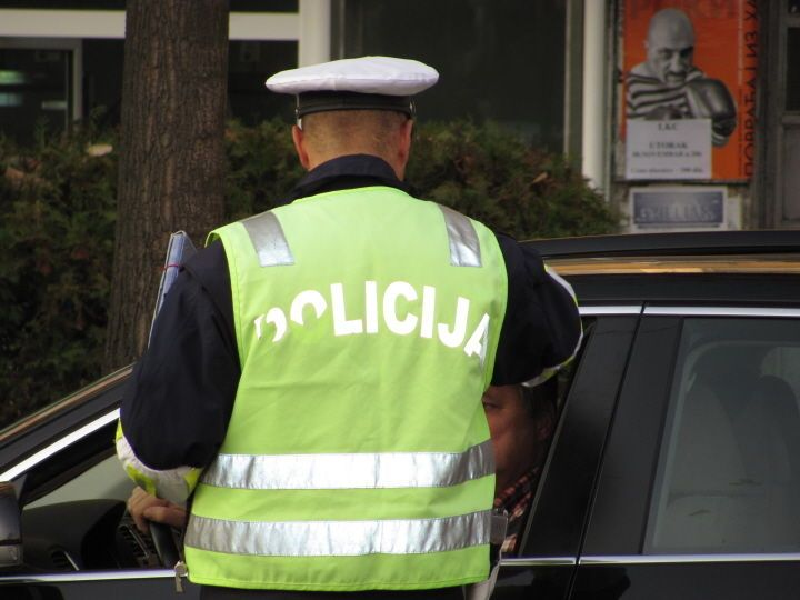 Policija treznila sedam vozača