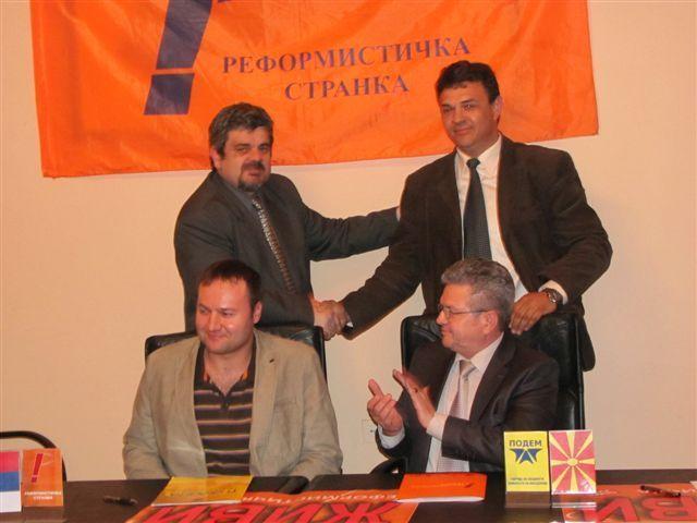 Reformistička stranka:Prekinite svađu – Niš svakim danom sve više propada