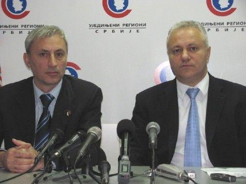 Koalicija URS i NSD na lokalnom nivou