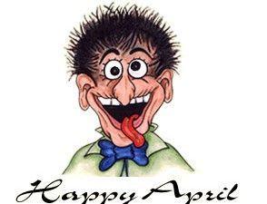Danas je 1. april  svetski dan šale