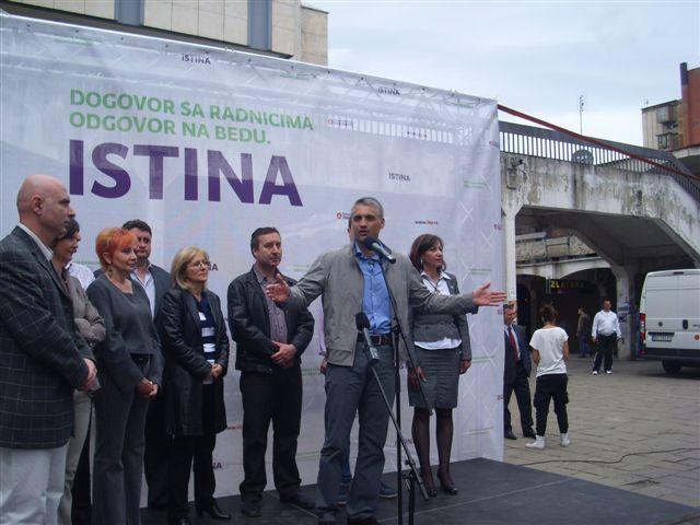 Čedomir Jovanović: Borba za istinu i preokret