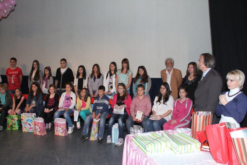 Jubilarni pesnički festival za decu