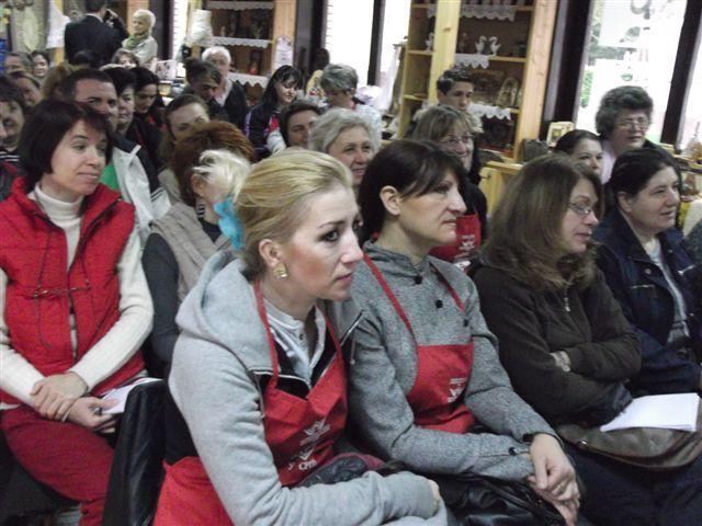 Veliko interesovanje za besplatnu Školu kulinarstva