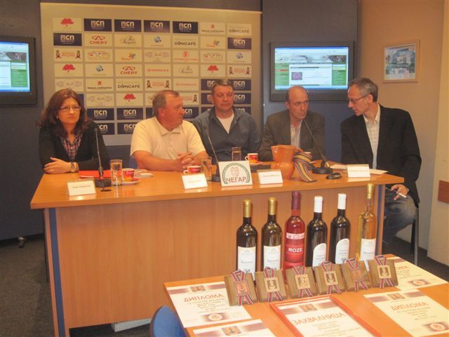 Uspešan nastup niških vinara