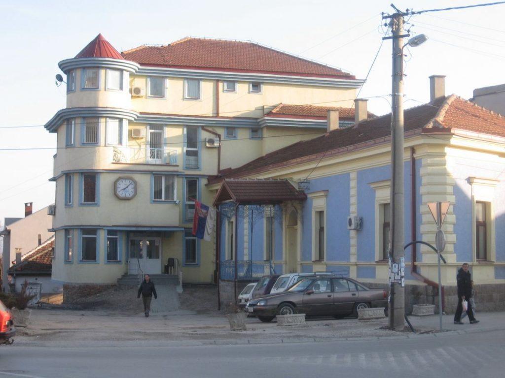 Ulica Bore Stankovića i Zdravstveni centar bez vode