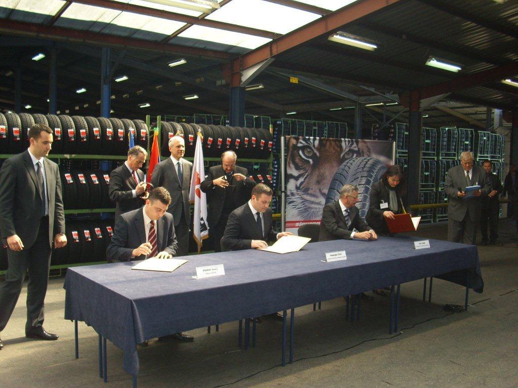 Francuzi ulažu u proširenje proizvodnje guma